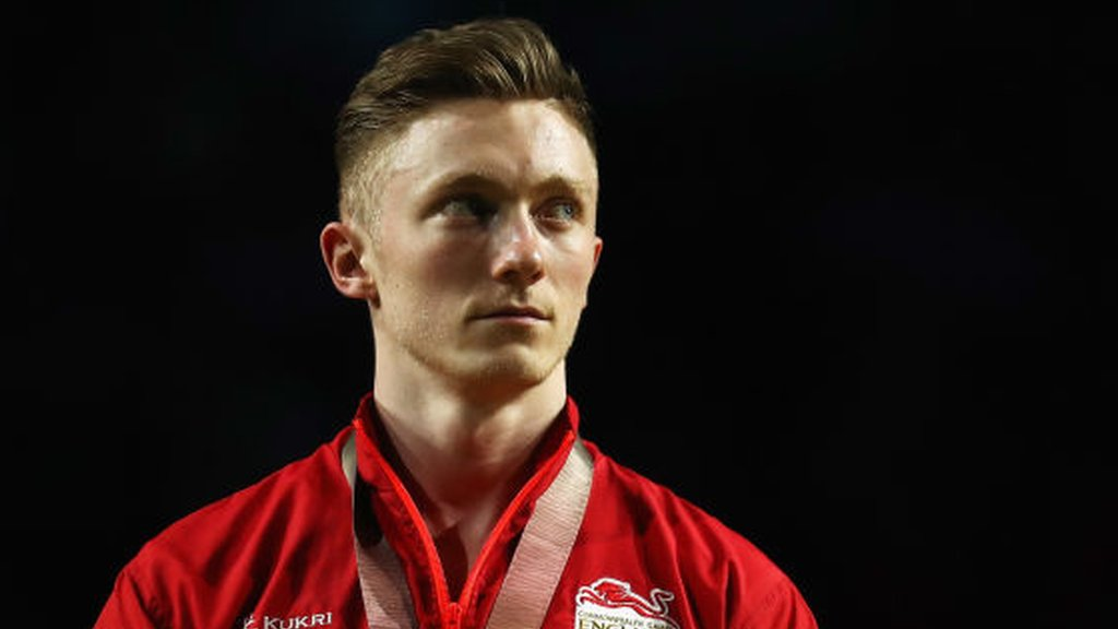 Nile Wilson ruled out of World Gymnastics Championships in Qatar with injury