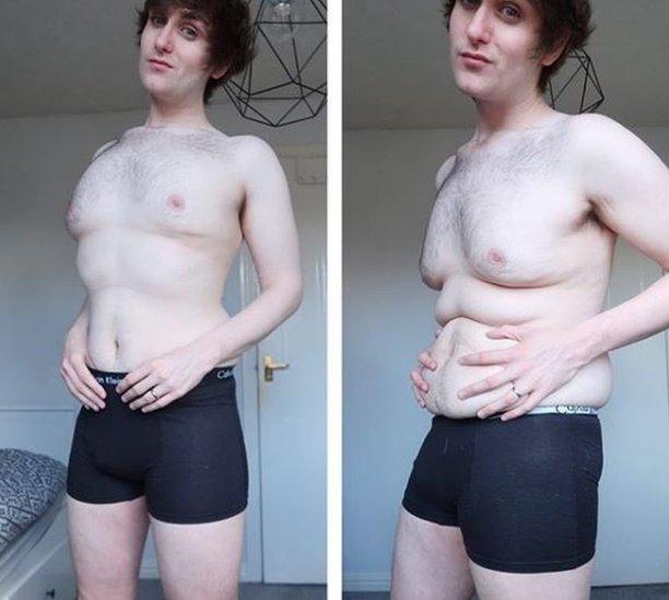 Boy gay chubby Chubbies Shorts