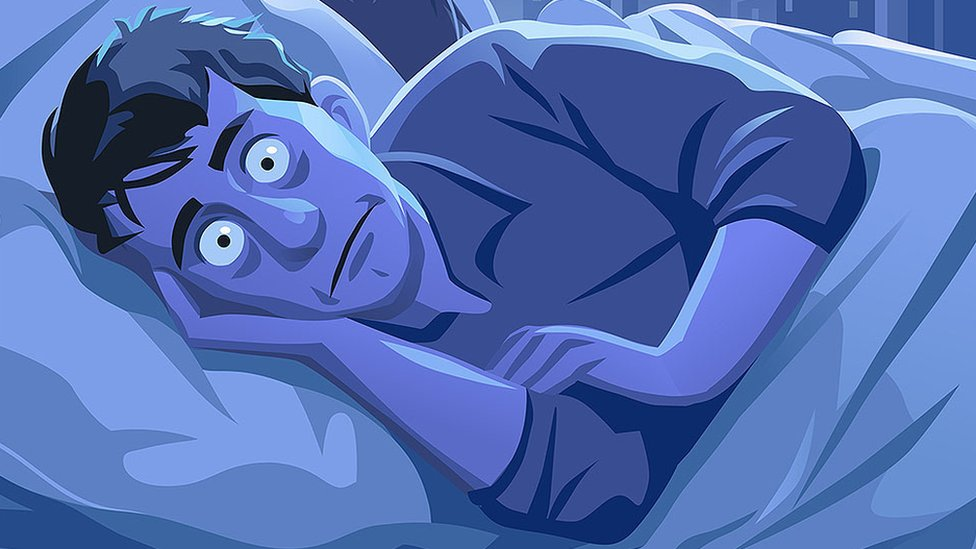 Insomnia: 'No link' between sleepless nights and early death