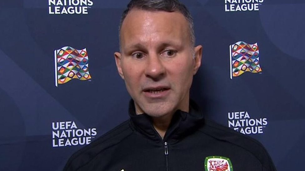 Nations League Wales didn't take chances against Denmark - Ryan Giggs