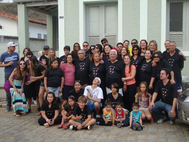 familia de Vania Nascimento