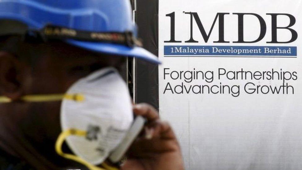 Dana senilai hampir Rp64 triliun diduga hilang dari lembaga investasi milik negara di Malaysia, 1MDB.