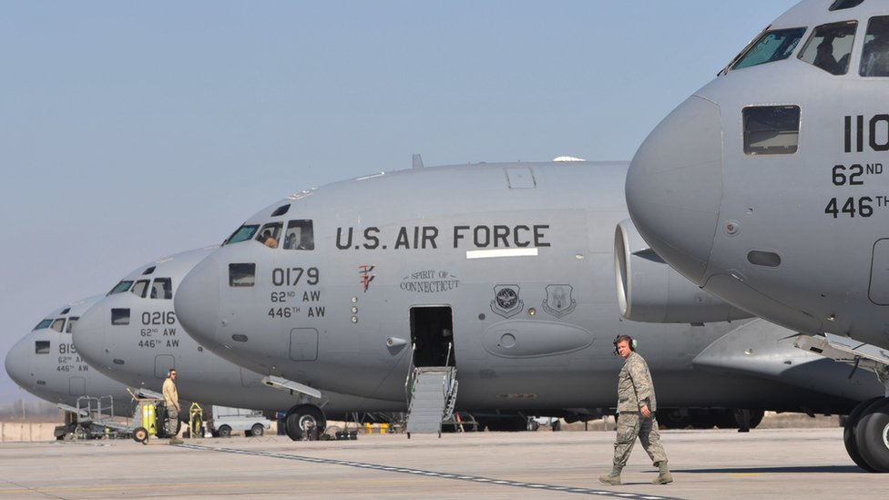 СМИ: США хотят использовать российские базы для наблюдения за Афганистаном