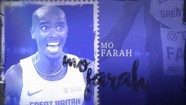 Sports Personality 2015 contender: Mo Farah