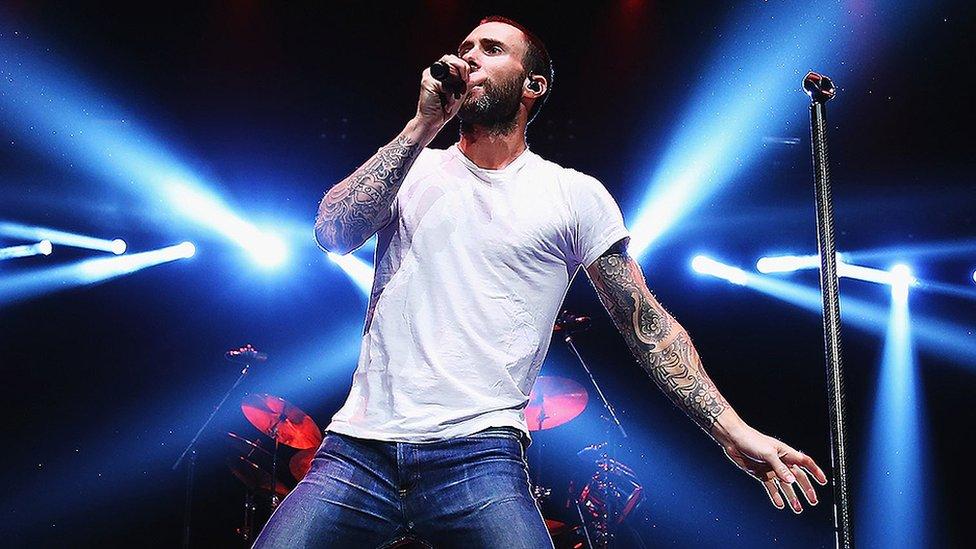 BBC News - Super Bowl: Maroon 5, Big Boi and Travis Scott to perform