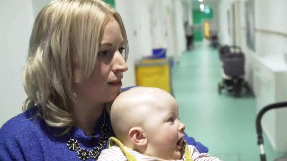 The NHS mental health units bringing new mums back from crisis