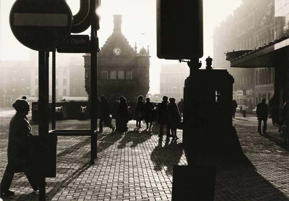 St Enoch's Square, Glasgow, 1981