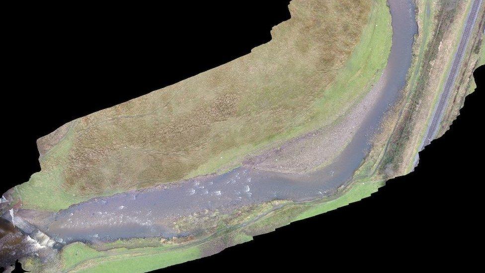 River Irwell, 4 December 2015 (Image: Neil Entwistle)