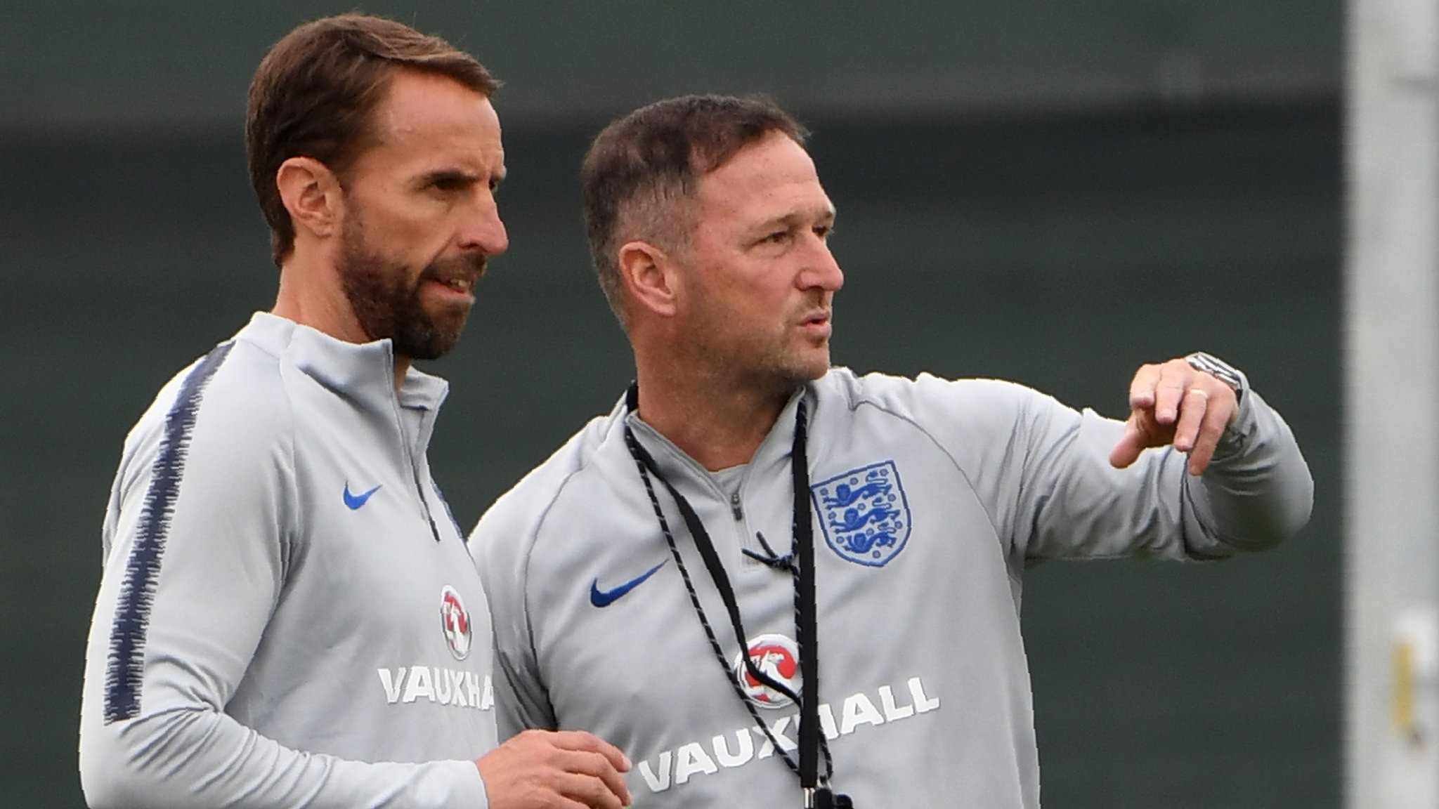 Media must choose whether to help England, says Southgate