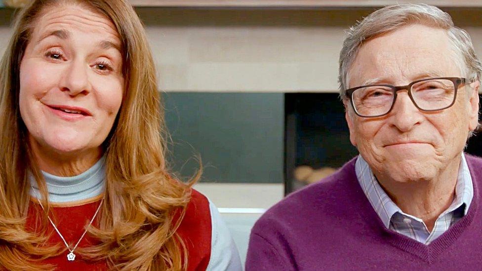 Bill & Melinda Gates smirking about a 2nd pandemic