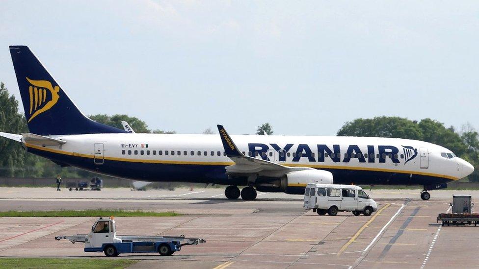 Лоукостер Ryanair запускає нові рейси з України. Куди саме?