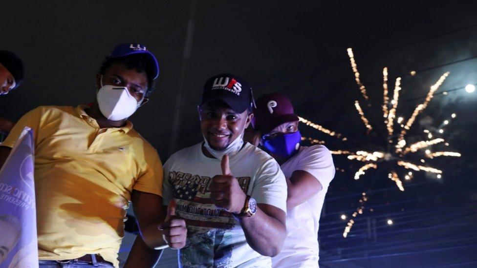 elecciones en dominicana
