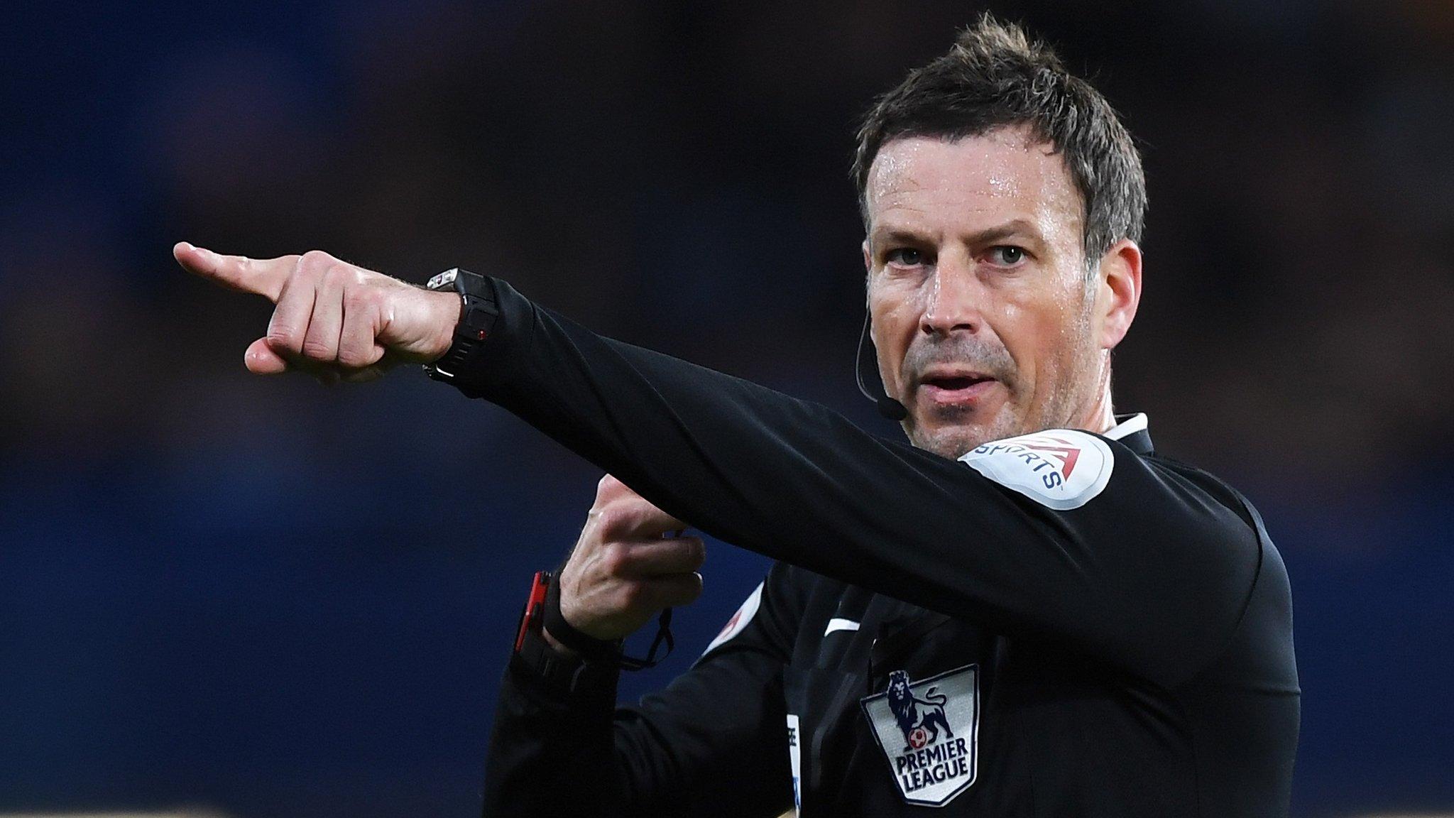 Mark Clattenburg: Tottenham comments misinterpreted - ex-Premier League referee