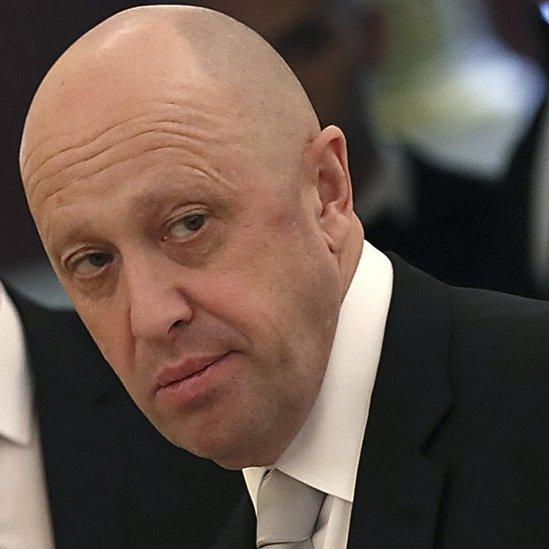 Yevgeny Prigozhin - July 2017 photo