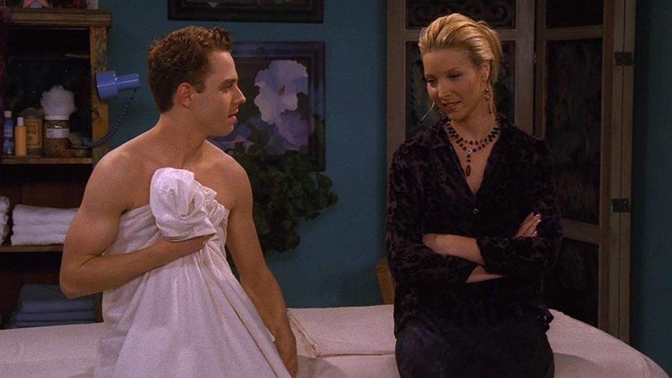 Frank y Phoebe