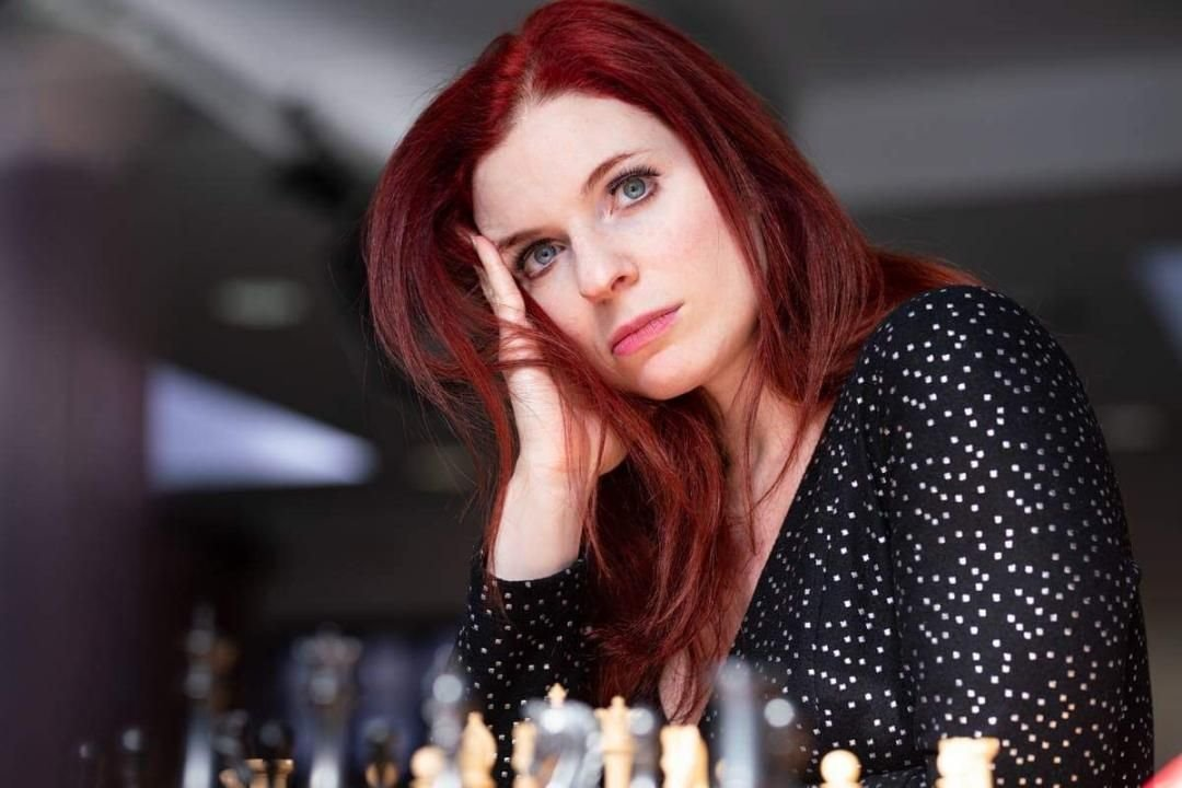 Former US chess champion Jennifer Shahade
