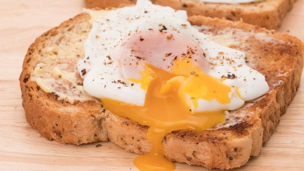 بيضة مقلية