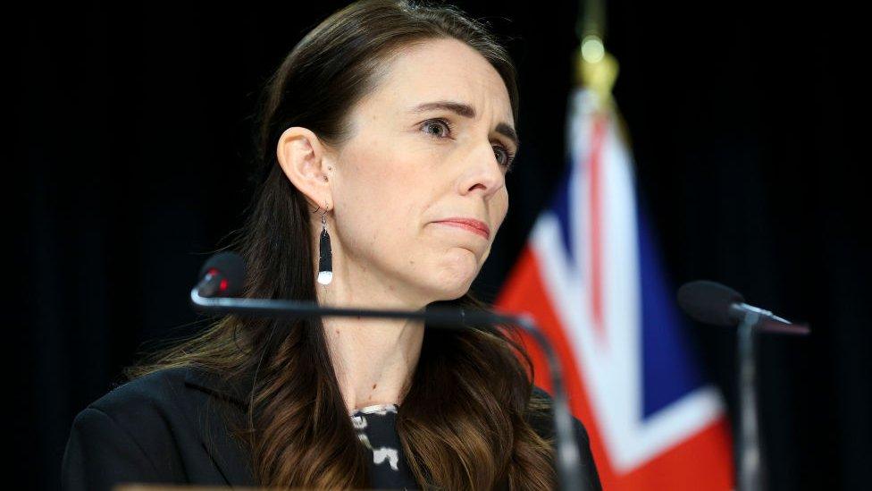 Jacinda Ardern tras la condena a Tarrant.