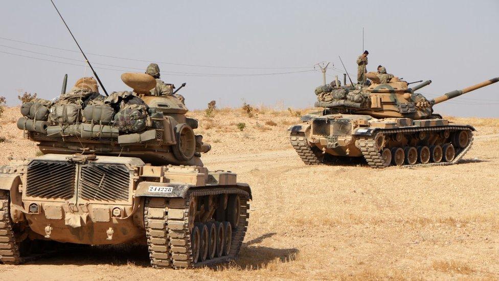 Операция Турции против сирийских курдов - какова роль и позиция Москвы?