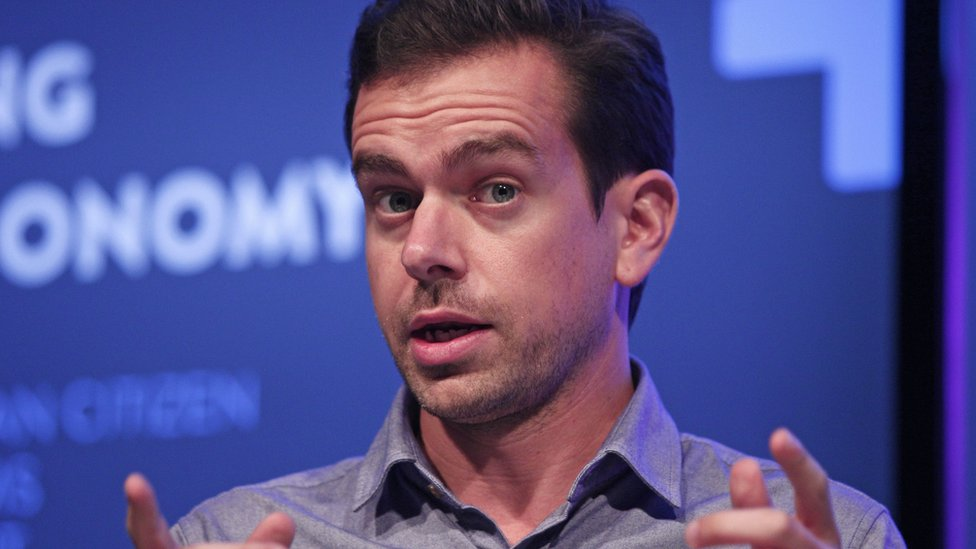 Jack Dorsey has been named Twitter's chief executive - for the second time