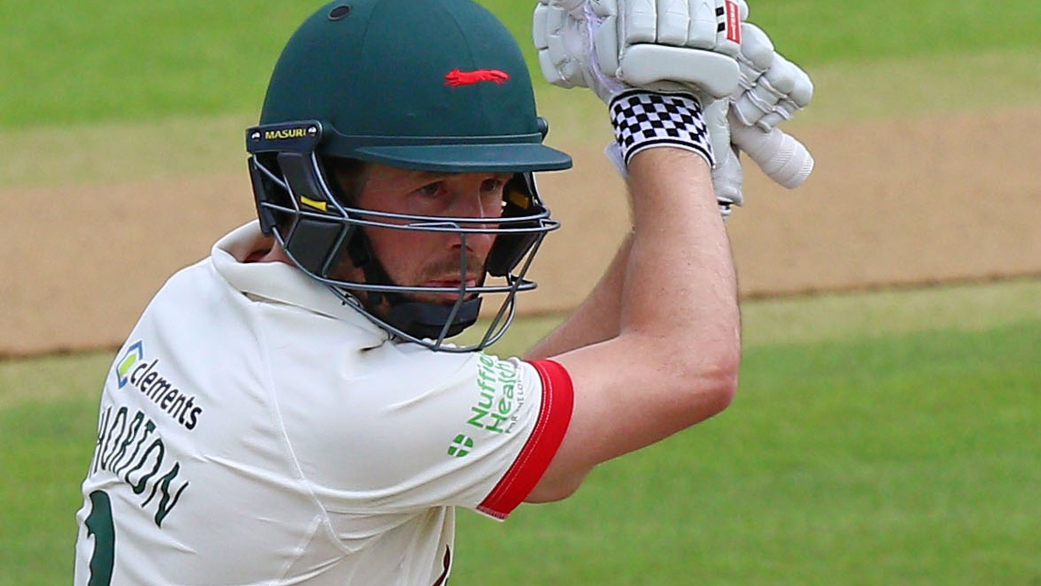 County Championship: Leicestershire on top against Kent