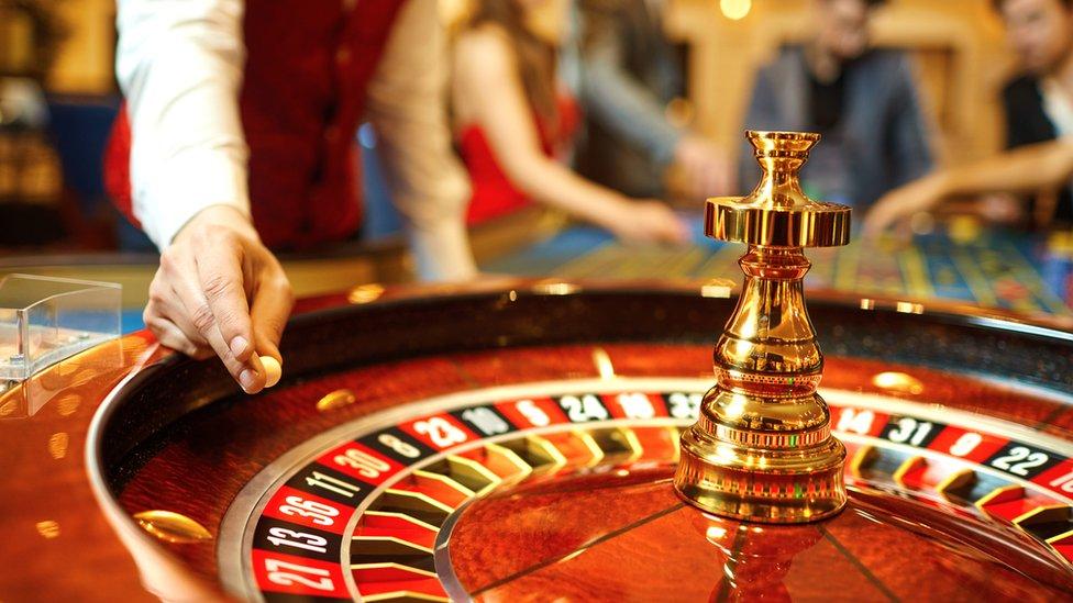Roleta de pôquer