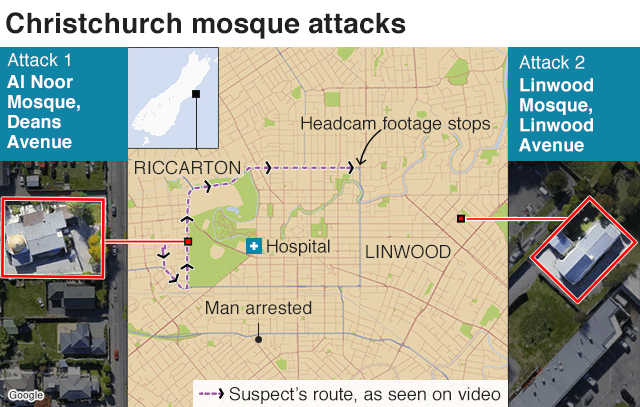 Pelaku Penembakan Masjid Christchurch Detail: Benarkah Pelaku Aksi Teror Di Masjid New Zealand Bekerja