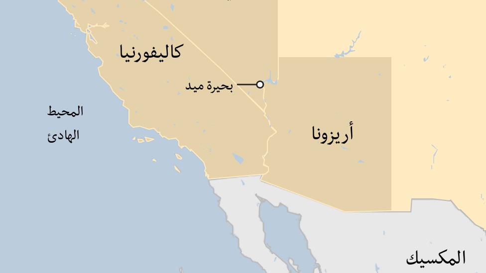 الجنوب الغربي من الولايات المتحدة