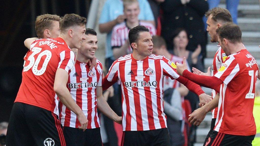 Sunderland 2-0 Doncaster Rovers