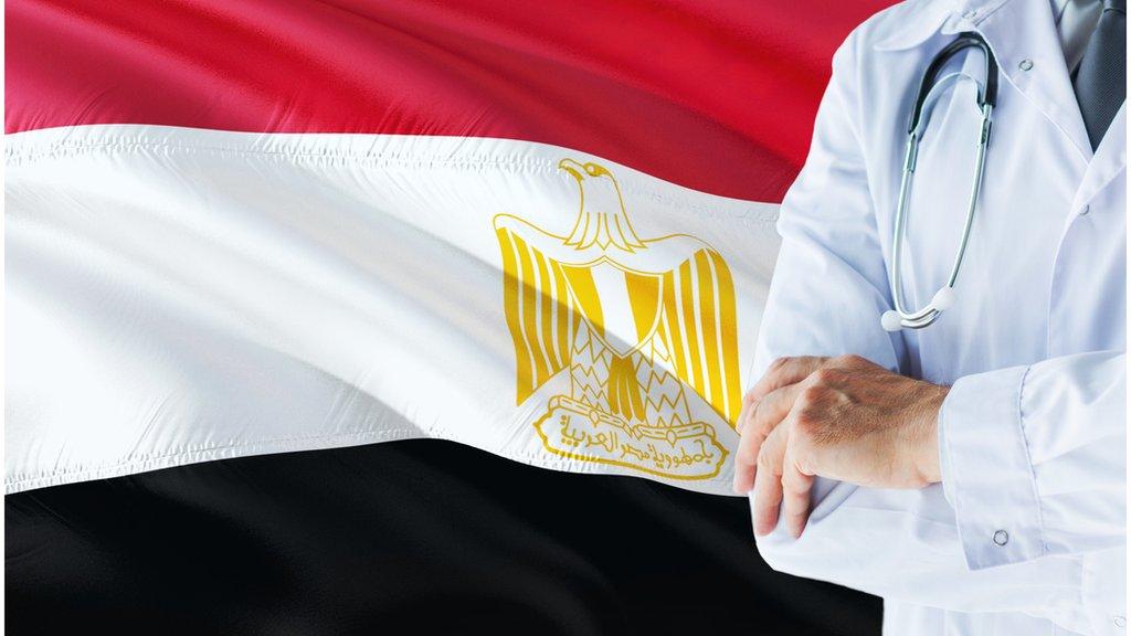 عبرت نقابة أطباء مصر عن استيائها الشديد من الحادثة وأحالت الطبيبة إلى لجنة أخلاق المهنة للتحقيق معه.