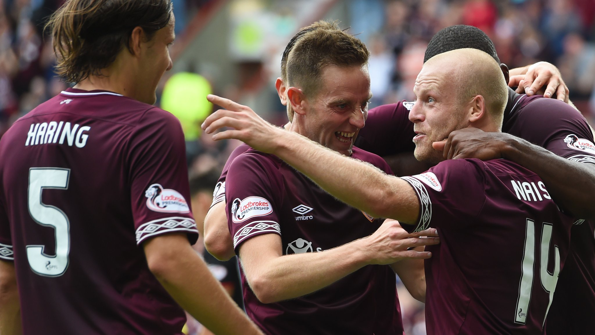 Hearts: Scoring, signings & the George Burley comparison