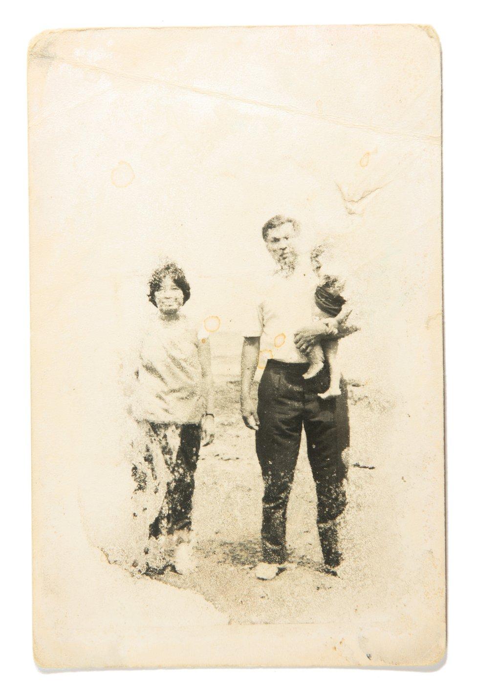 Roditelji Vire i Sundarama