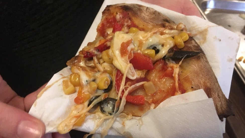 All-you-can-eat pizza festival apologises for lack of pizza