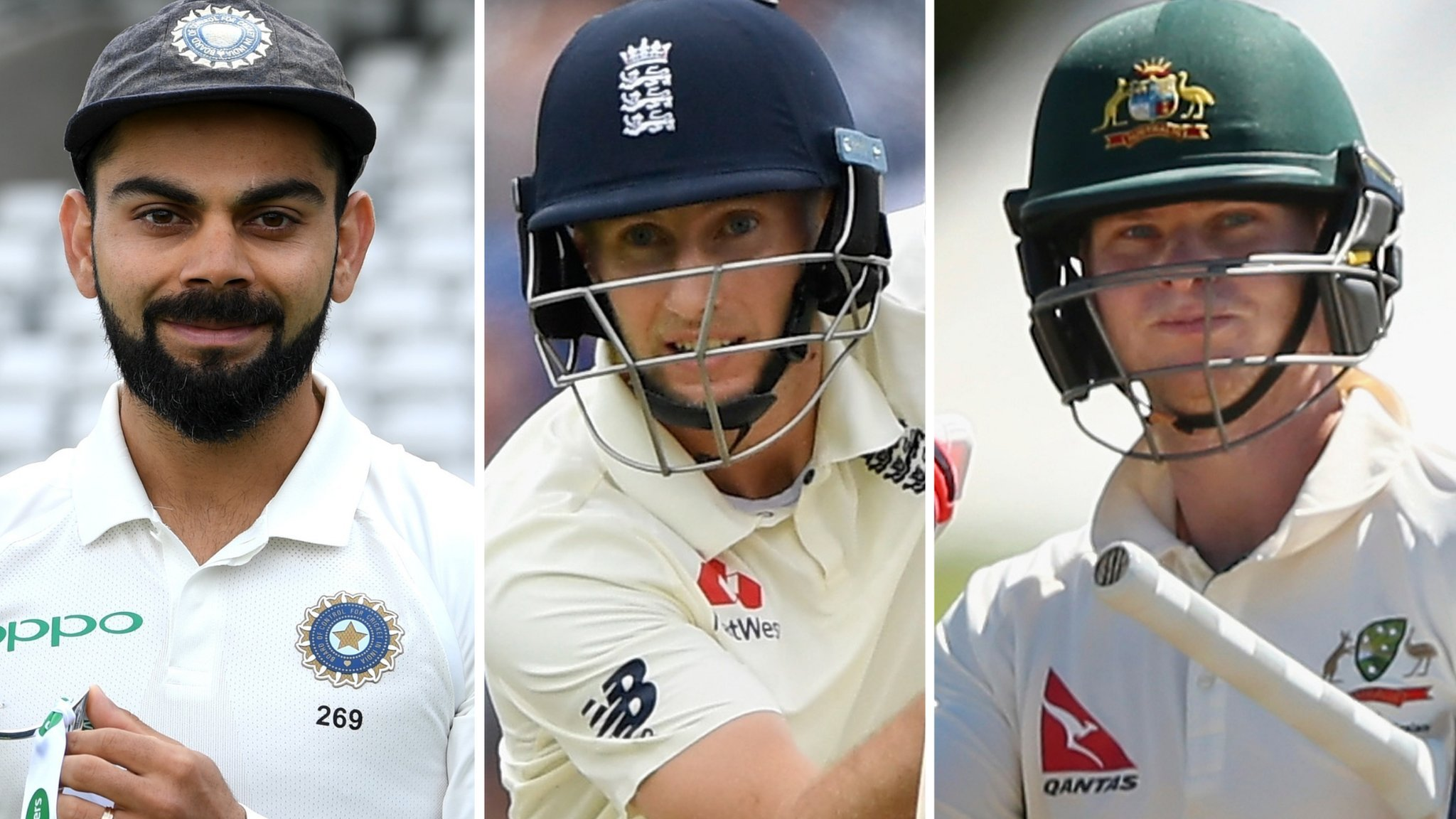 Root? Kohli? Smith? Who is the best batsman in the world?