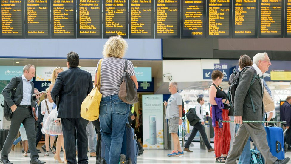 Great Northern, Southern and Thameslink trains cancelled