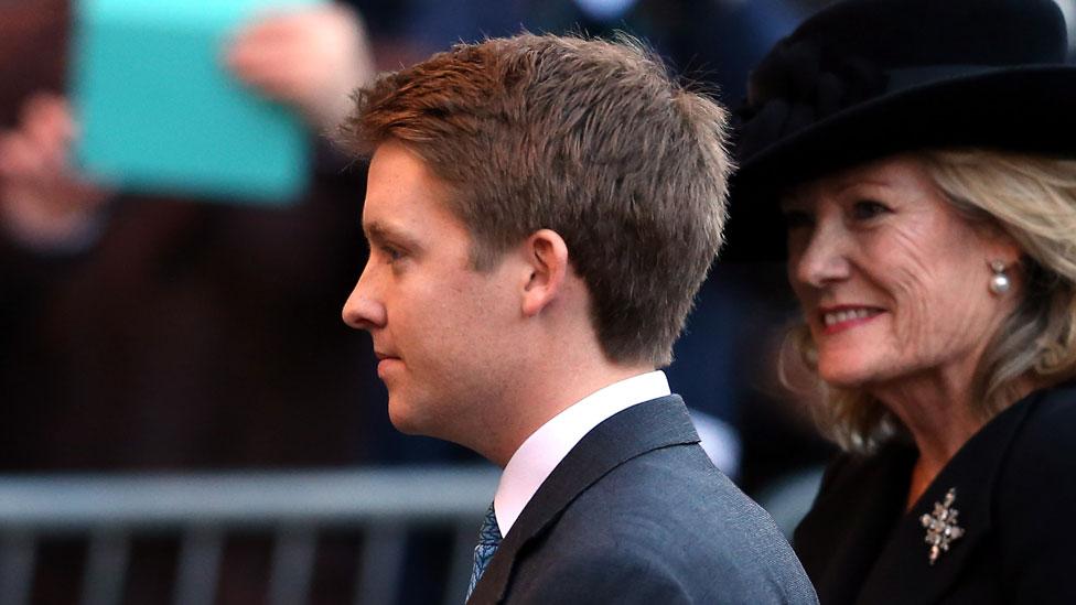 Hugh Grosvenor heredó el título de duque de Westminster en 2016, con 25 años. Su familia ya no es la más rica de origen británico.