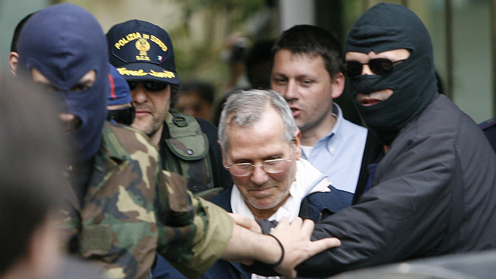 Hapšenje Provencana 2006.