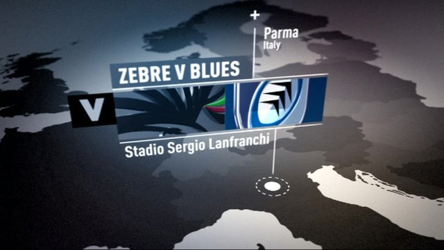Scrum V's Pro12 highlights: Zebre 26-15 Cardiff Blues