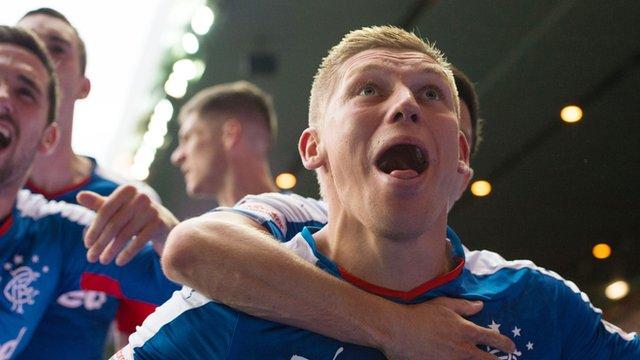 Highlights - Rangers 2-1 QOTS