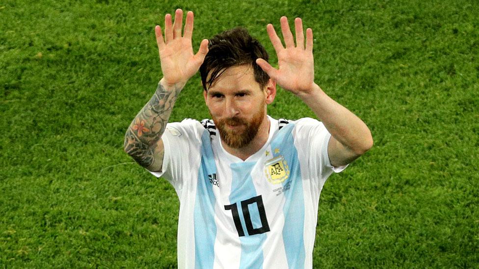 Lionel Messi tuvo un decepcionante Mundial en Rusia, pero eso no afectó sus ganancias