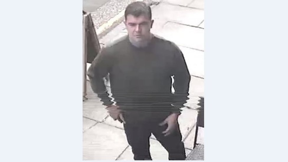 CCTV image issued over attack on two men in Edinburgh