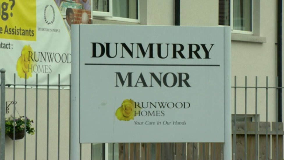 C. diff infection confirmed at Dunmurry Manor
