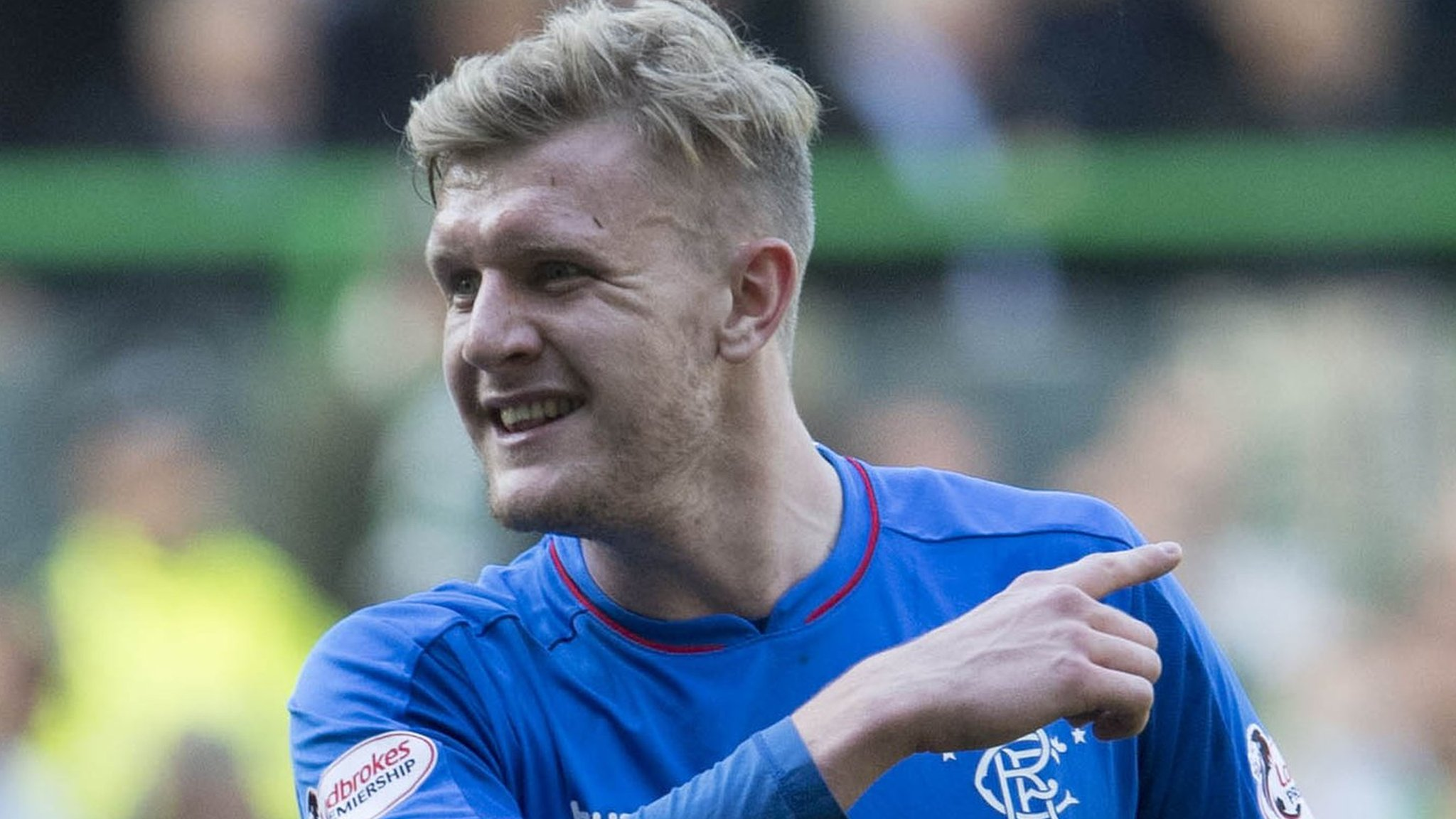 Joe Worrall: Nottingham Forest player 'learned a lot' at Rangers