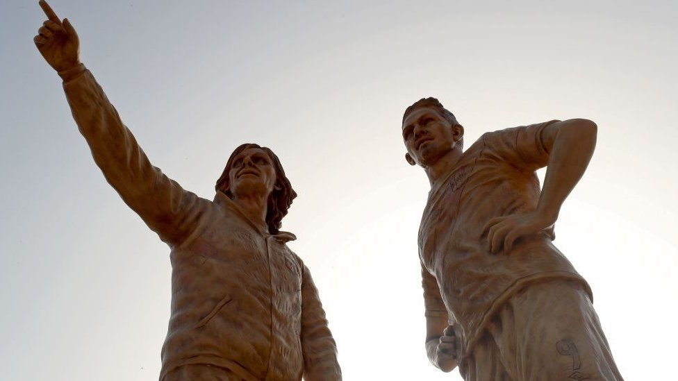 Ricardo Gareca y Paolo Guerrero