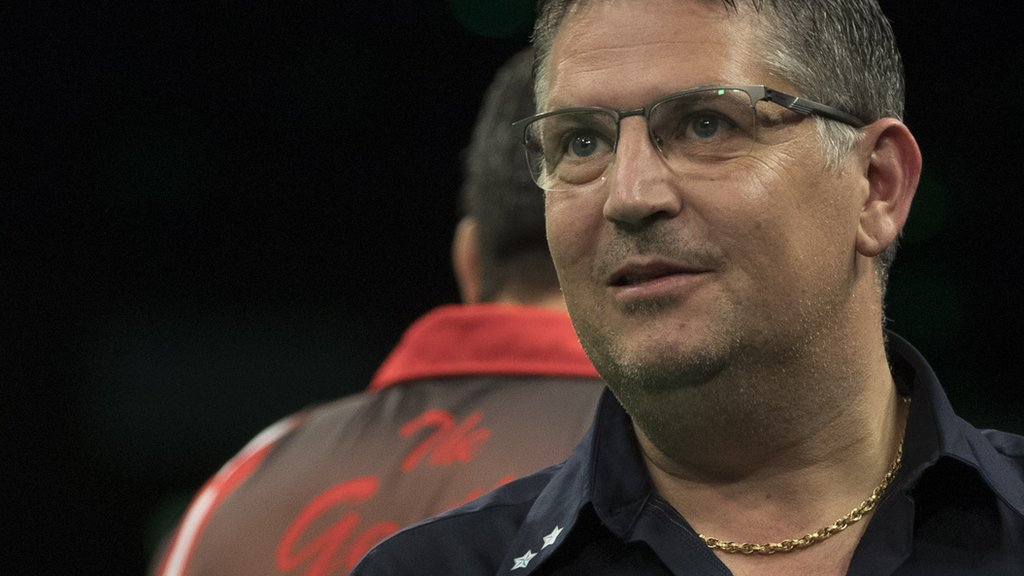 Champions League of Darts: Gary Anderson beats Peter Wright in final