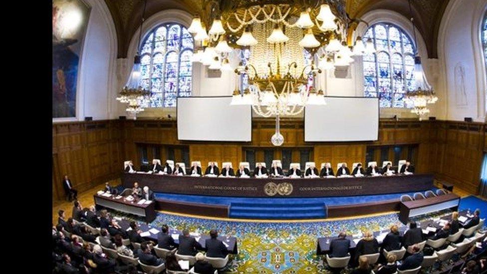 کشمیر: پاکستان عالمی عدالتِ انصاف کن بنیادوں پر جا سکتا ہے؟