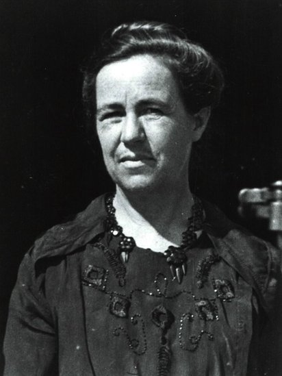 Antonia Maury