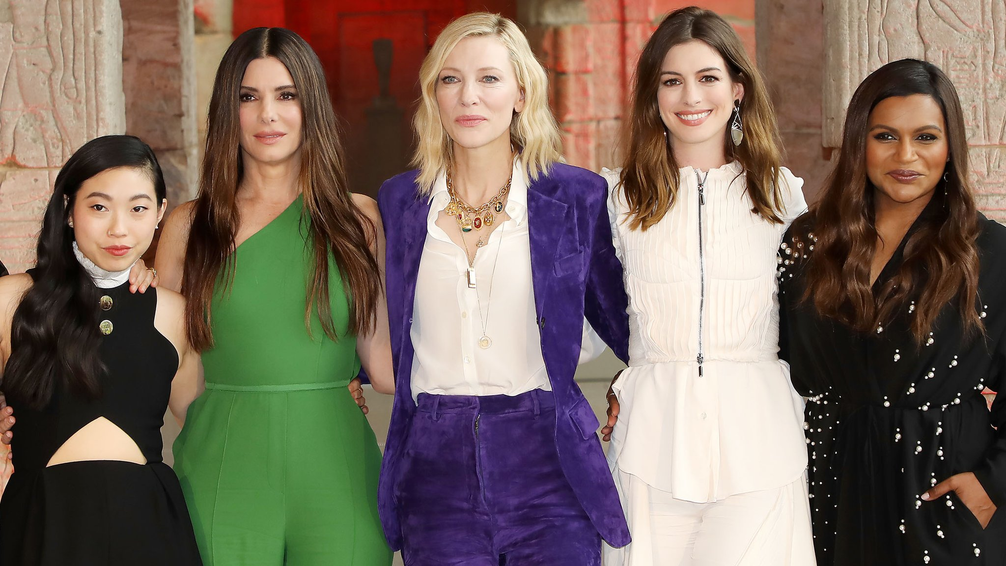 Ocean's 8: Why Cate Blanchett and Sandra Bullock want to 'stop being polite'