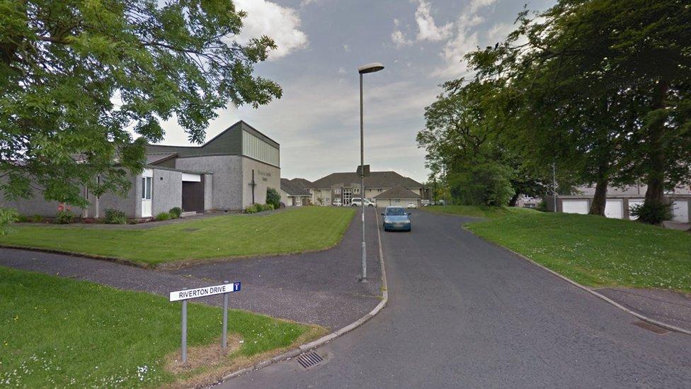 Teenager arrested over East Kilbride death