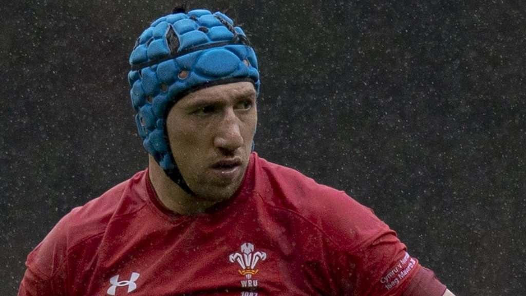 Ospreys v Dragons (Sat)